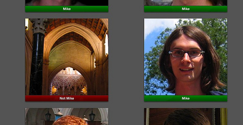 iPhoto Face Recognition Fail